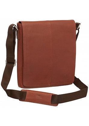 Mancini - Messenger Style Unisex Bag for Tablets