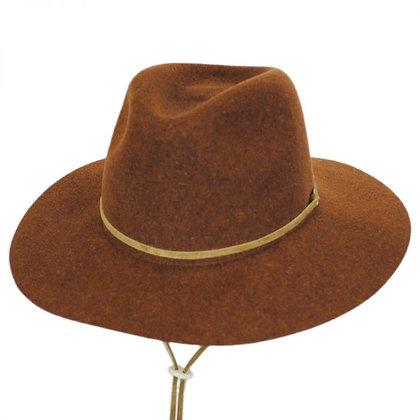 Bailey Hats - The Logan Packable Wool Lite-Felt Hat