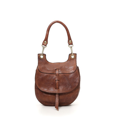 Campomaggi -  Small Shoulder Bag Classic Finish