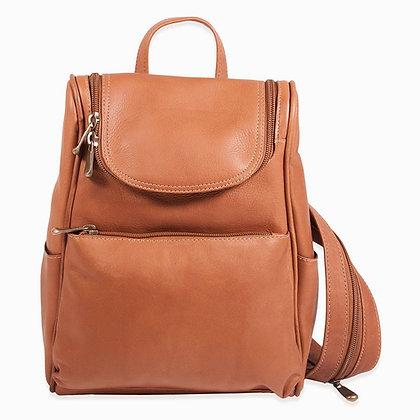 David King -  Small U-Zip Backpack