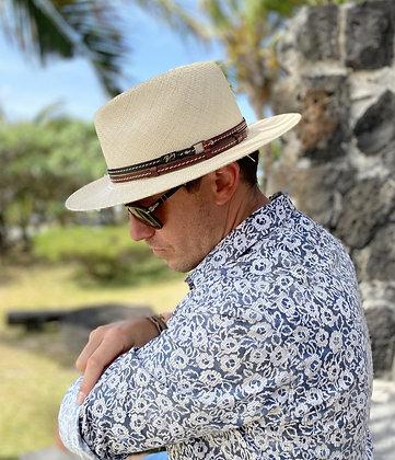 Bailey Hats - The Morden Flat Brim Panama