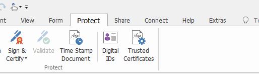 איך להוסיף חתימה דיגיטלית או אלקטרונית למסמך PDF
