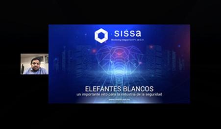 """Conferencia """"Elefantes Blancos: un importante reto para la Industria de la Seguridad"""""""
