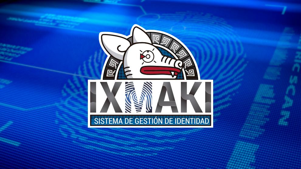IXMAKI, Sistema de Gestión de Identidad