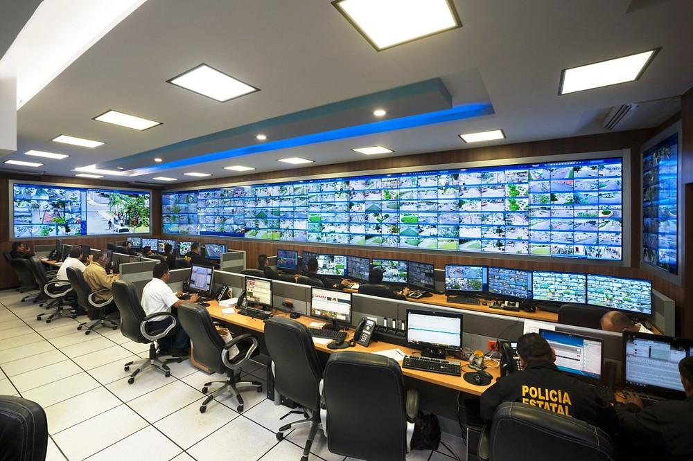 Integración en centros de monitoreo