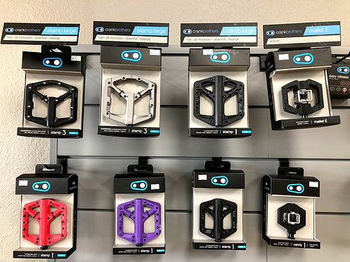 Crankbrother Stamp Pedals (Starting at $49.99)