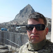 Chil Zeena in Kandahar