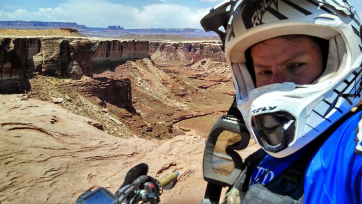 The White Rim Trail, Moab, UT