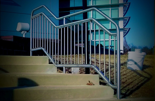 PGCC Stainless Rails