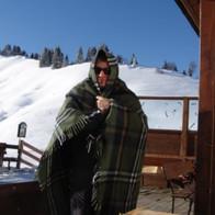 Corvara, ITA Ski Lodge