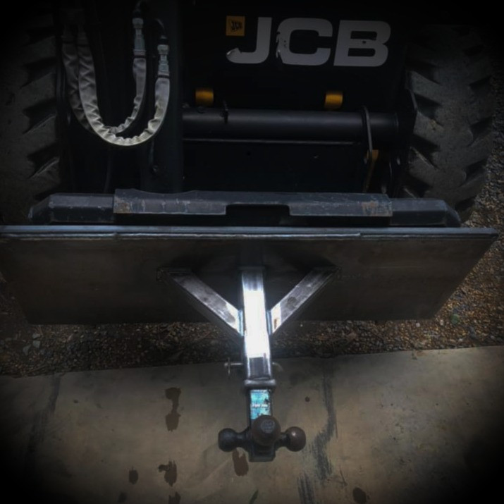 Skidsteer Hitch