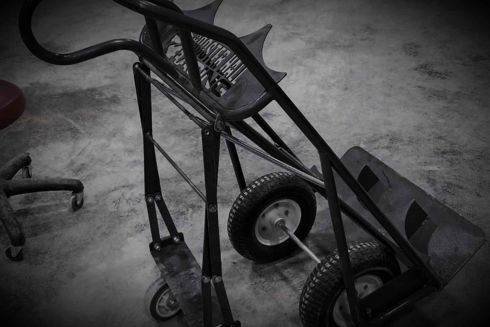 Modified Hand Truck