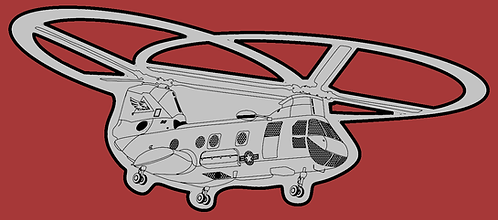 CH-46D Helo Hitch