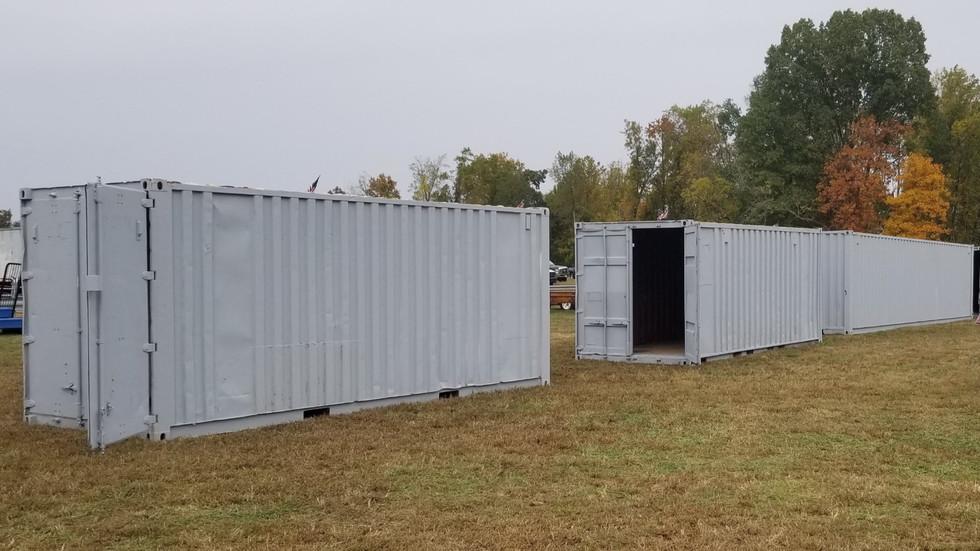 20 ft Storage