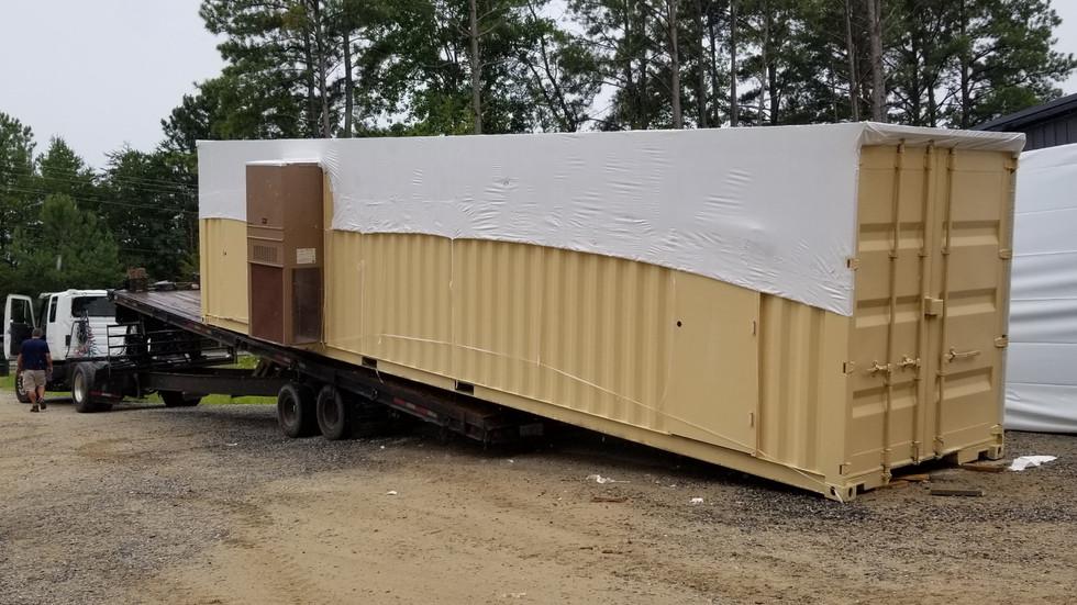 40 ft Truck Transport