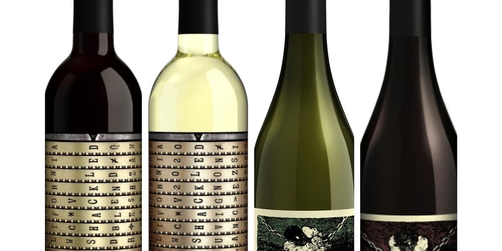 Wine Tasting - The Prisoner Wine
