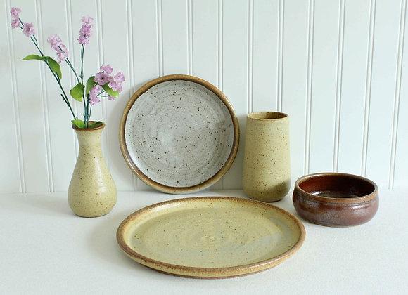 Dinnerware Set (4 piece) Vase sold separately