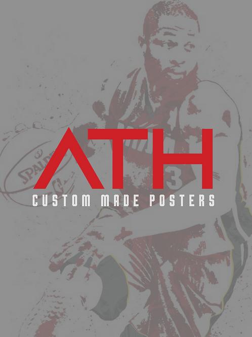 24 x 36 Custom Poster