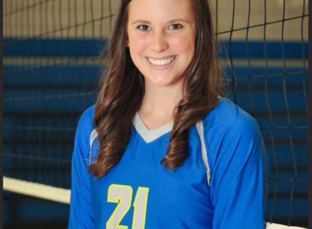 ATH - Carli Morgan (Volleyball) Commits to ETBU