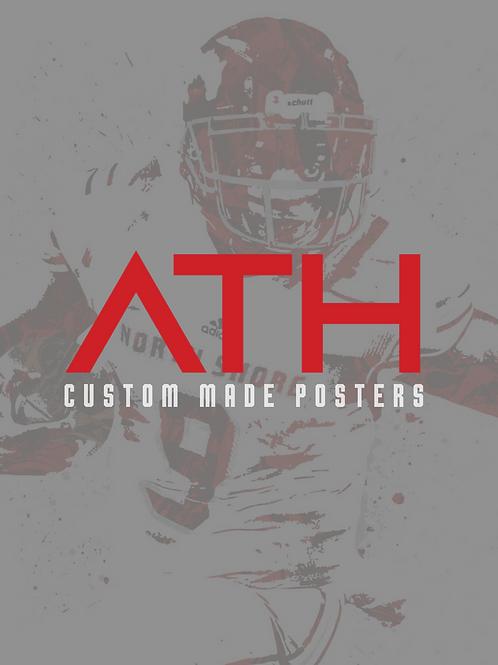 16 x 20 Custom Poster