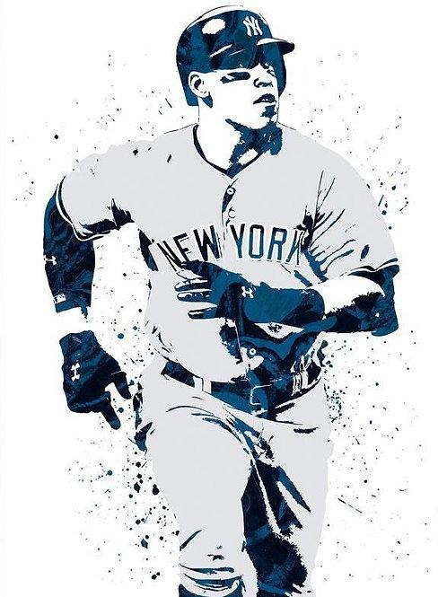 Aaron Judge New York Yankees Poster