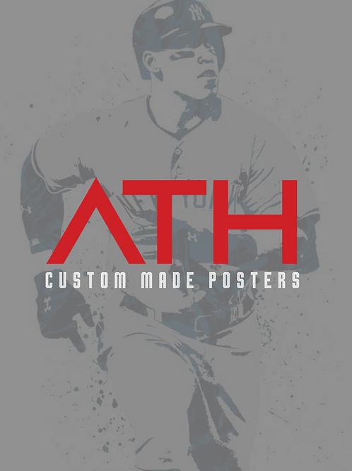18 x 24 Custom Poster