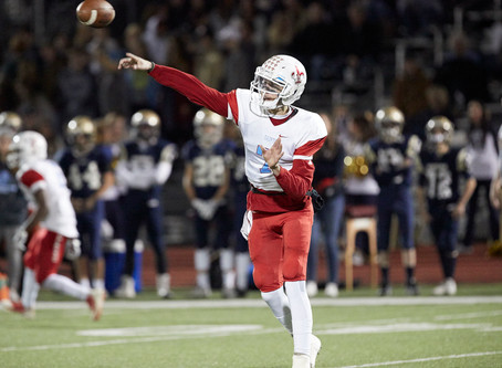 ATH - Jack Kristofek (QB) Commits to Sam Houston State University
