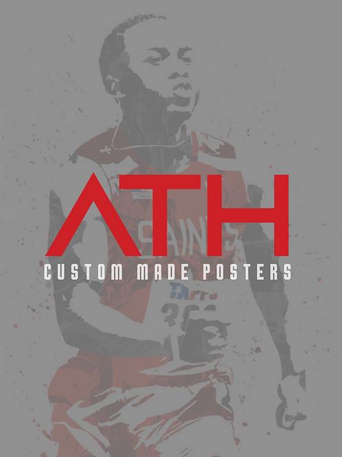 20 x 30 Custom Poster