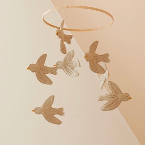 Nanami - Mobile Vögel