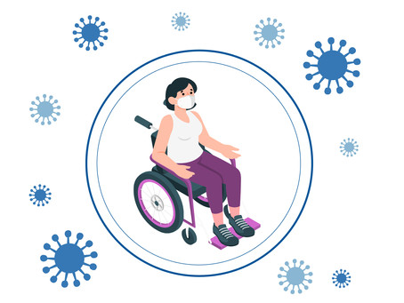 Double Disability: Pandemic's Effect on People with Disabilities