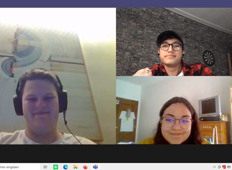 Student talks – über die Grenzen hinweg
