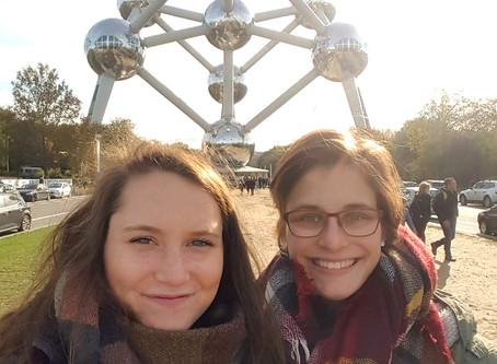 Erasmus Austausch nach Belgien