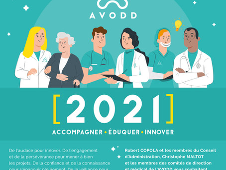 2021 ◆ Accompagner - Eduquer - Innover