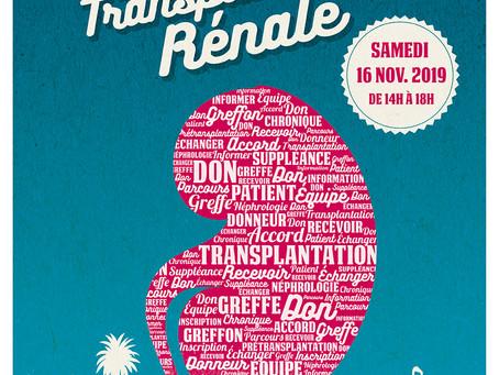 11ème journée varoise de la transplantation Rénale