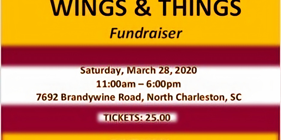WINGS & THINGS Fundraiser: Liberating Lives, Inc.