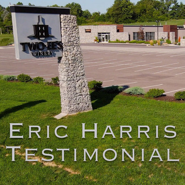 Eric Harris Testimonial