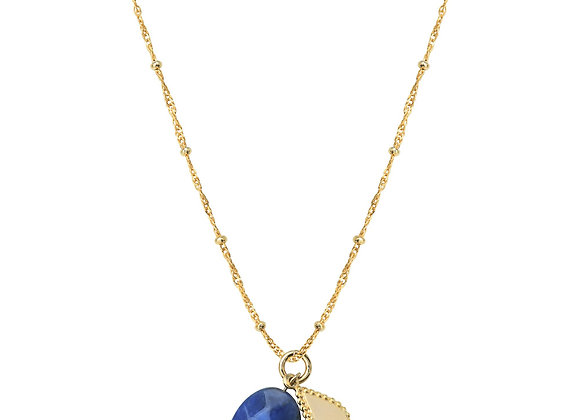 Collier Alasco sodalite