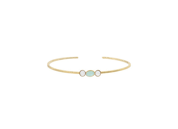 Jonc Valse amazonite