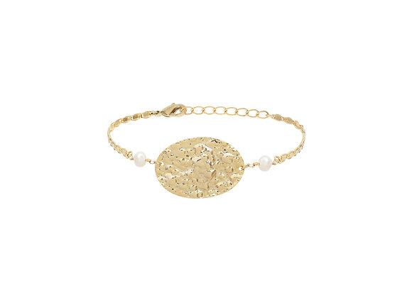 Bracelet Diane blanc