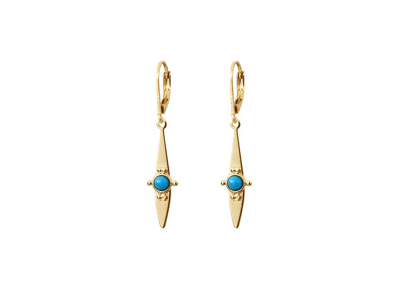 Bo Ancre turquoise