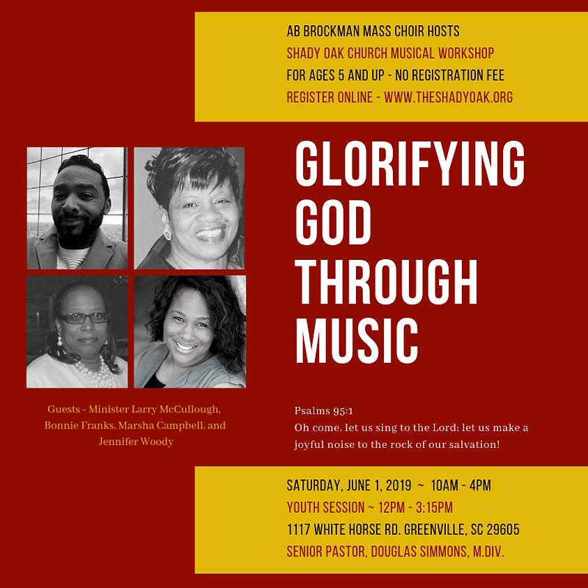 Shady Oak Musical Workshop 2019 (1)