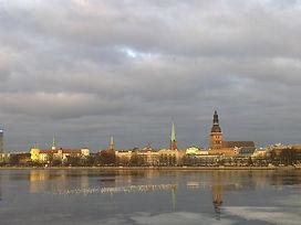La prima volta a Riga