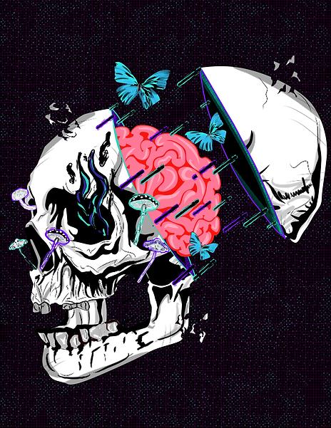 Trippy Skull Shattered BKGRN.png