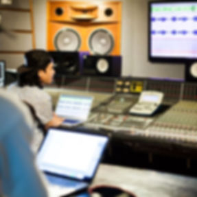 music recording studio production nyc