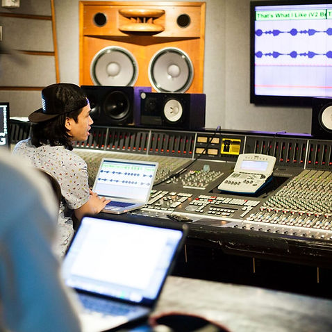 music recording studio production nyc