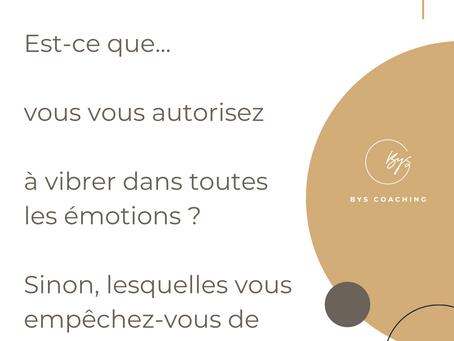 Que se cache derrière une émotion ?