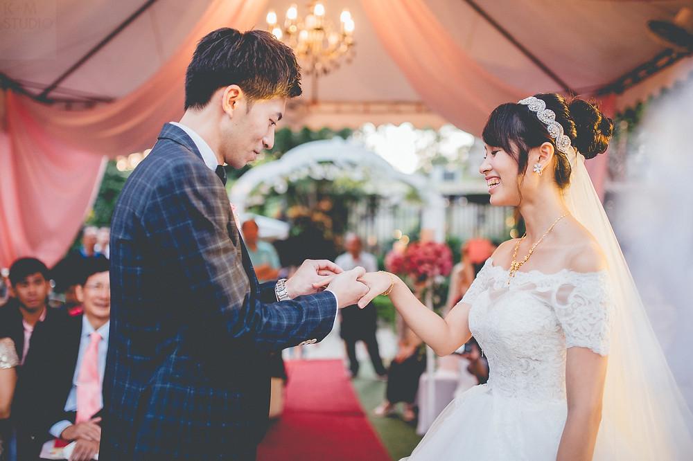 photo by K+M Studio 婚禮紀錄團隊