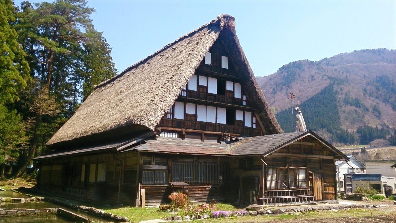 五箇山 | 岩瀬家 | 富山県