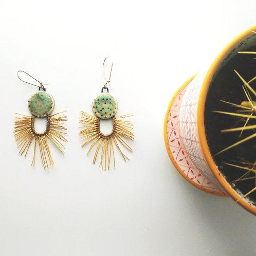 Earrings by AP Curiosities