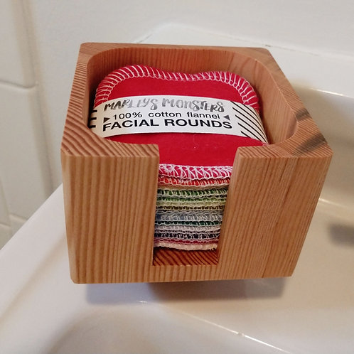 Facial Round Container